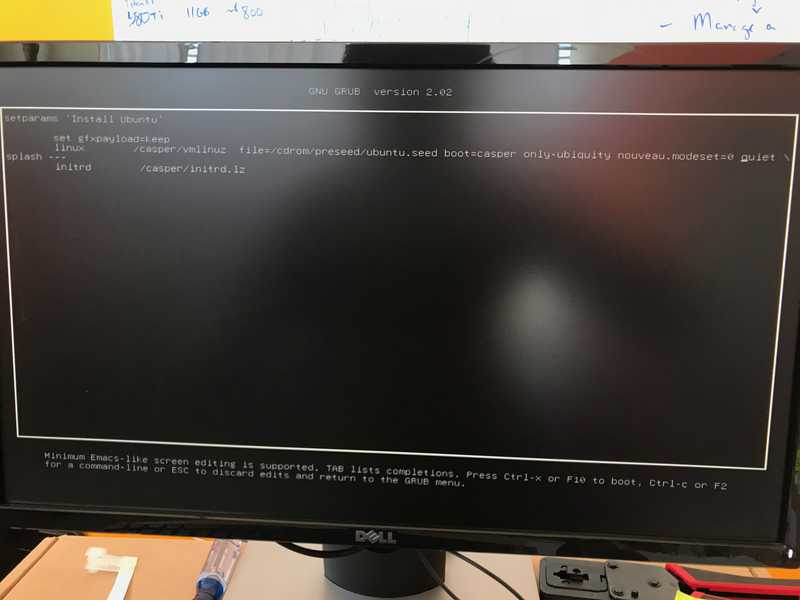 Install Ubuntu 18 04 with Lambda Stack from scratch - Technical Help